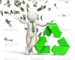 Chimica verde : guadagnare dai rifiuti