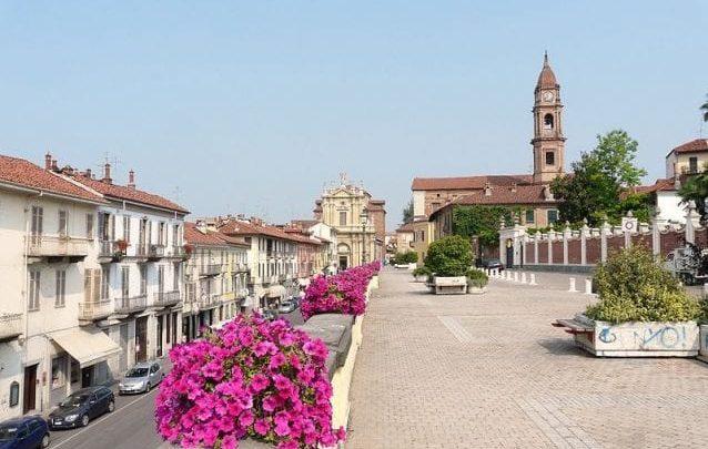 Bra: città del formaggio e delle architetture barocche