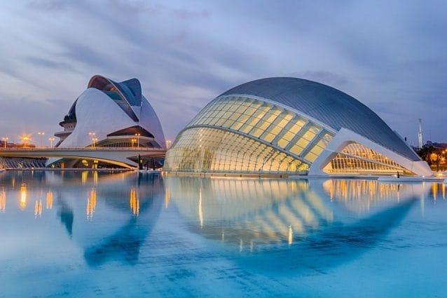 8 buoni motivi per visitare la città di Valencia