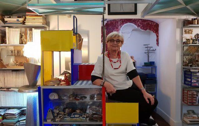 A Napoli nella casa di Alba Rosa Mancini